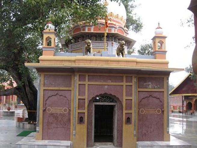 Maa Bala Sundri Trilokpur Bala Sundri Temple Trilokpur