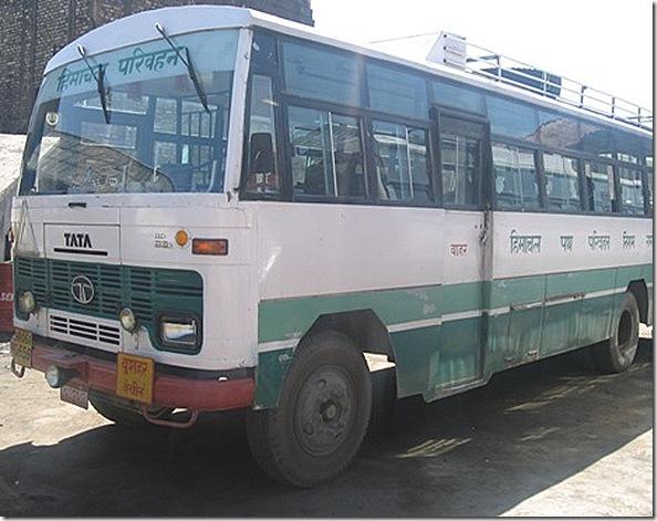 HRTC Ordinary bus