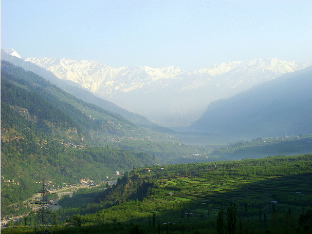 manali valley
