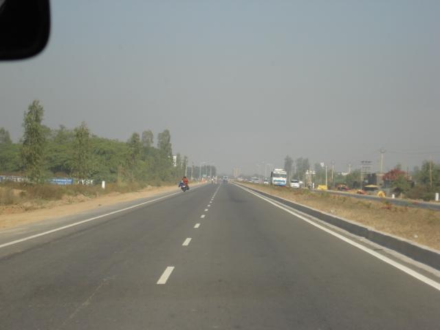 Delhi Shimla highway