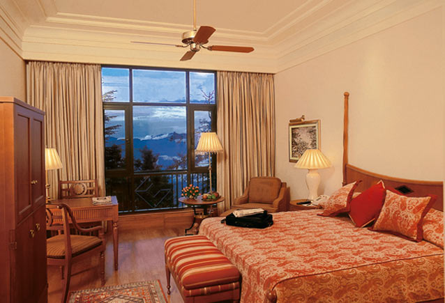 Rooms at Wildflower Hall, Shimla