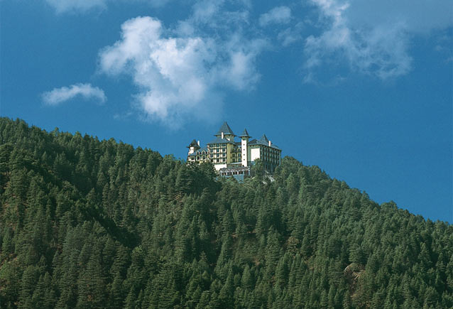 Oberoi Wildflower Hall Shimla