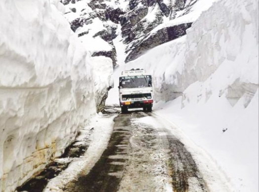 Rohtang Pass opens 2013