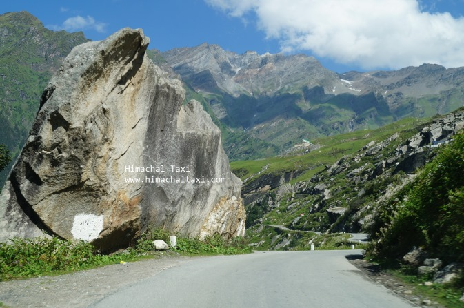 Views to Rohtang Pass