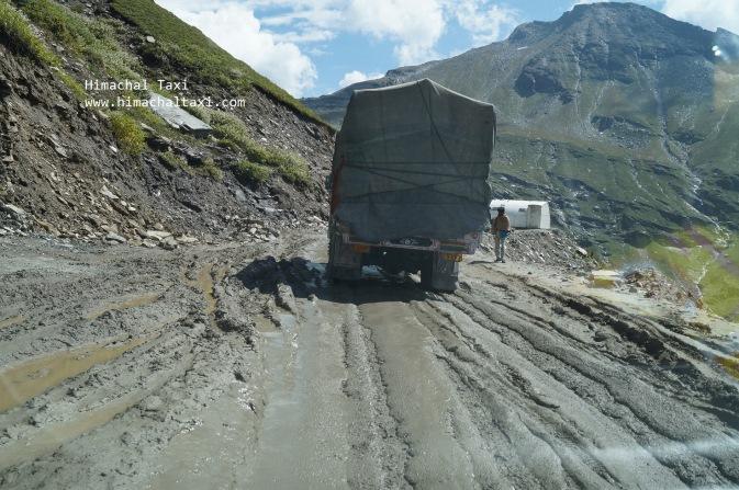 Rani Nallah near Rohtang Pass