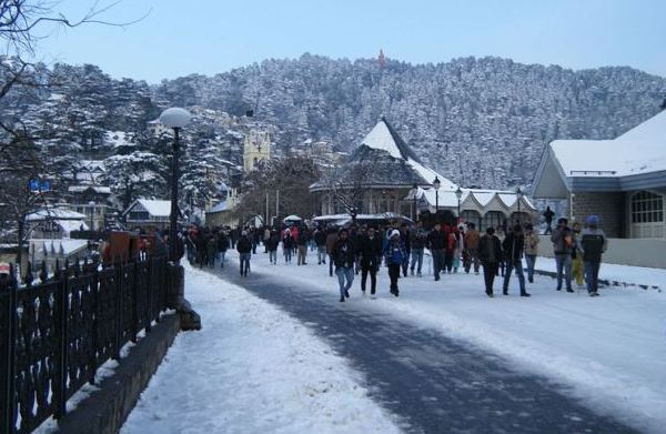 Winter Adventure Carnival Shimla