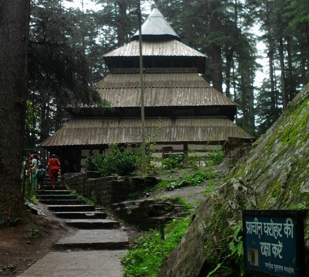 Manali Temple Hidimba