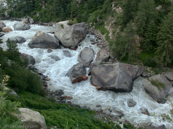 Rivers of Himachal