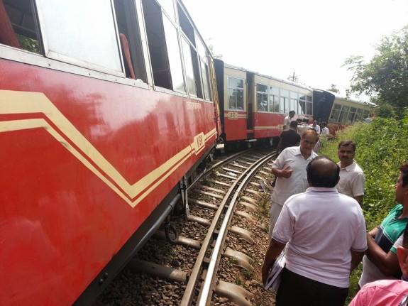 kalka train